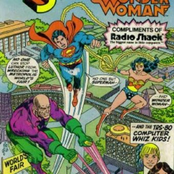 Superman, Wonder Woman, Radio Shack'sTRS-80, and You