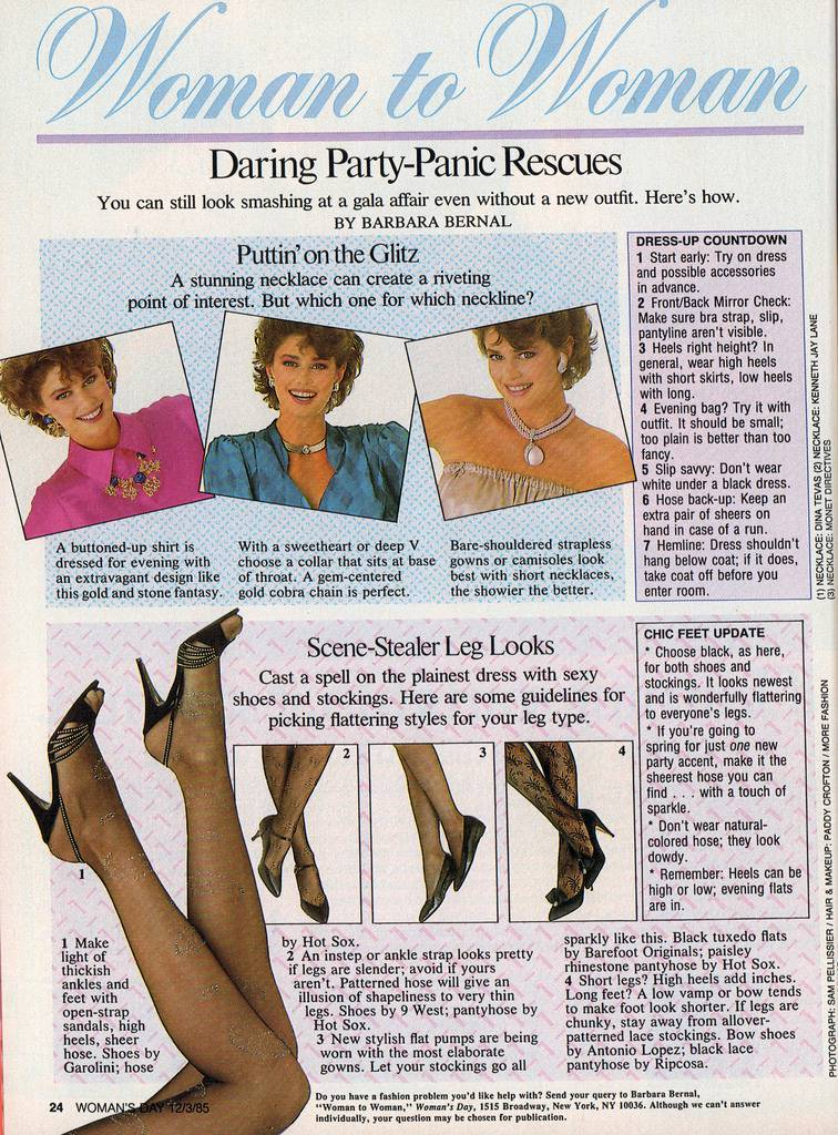 womens day magazine 1985 17