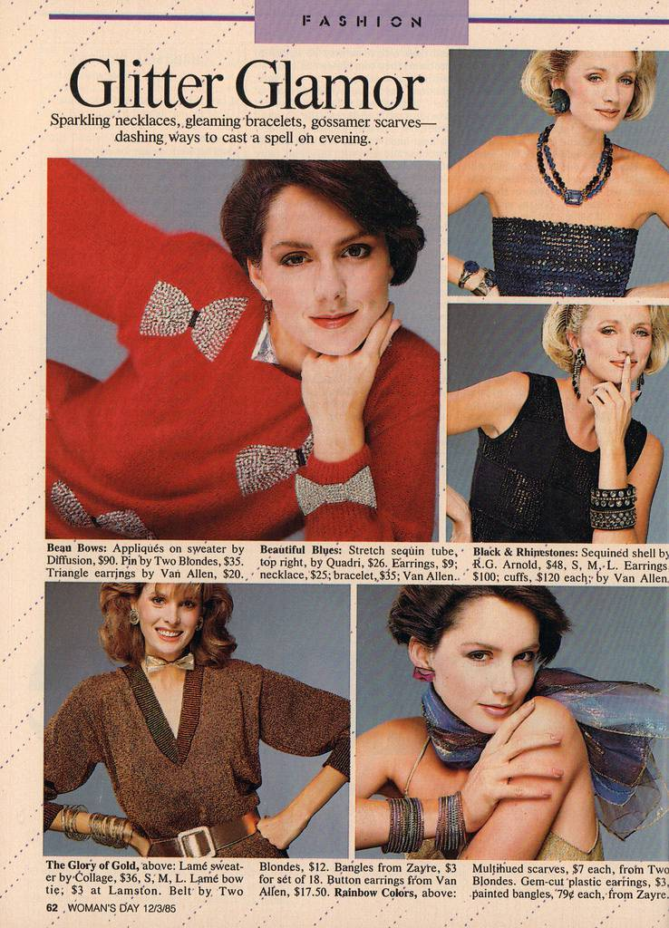 womens day magazine 1985 8