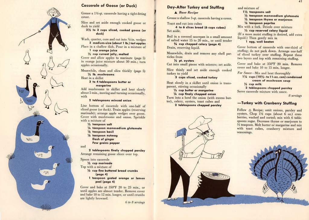 1950s cook book 16