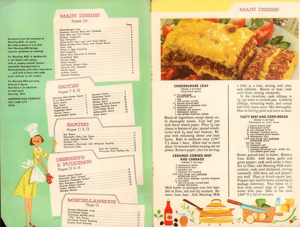1950s cook book 9