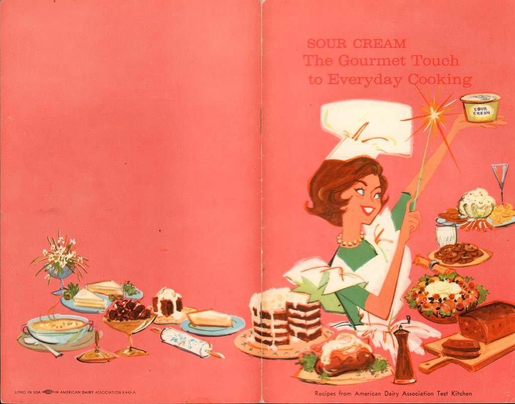 1950s Cookbooks Recipes From A Decade Of Hope And Regret