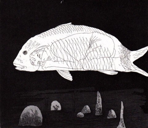 'The boy hidden in a fish' (The Little Sea Hare)