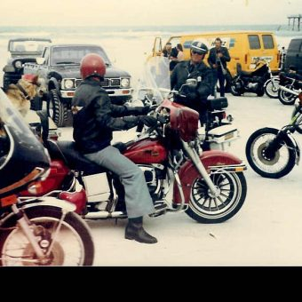 Photos Of Daytona Beach Bike Week 1970s and 1980s