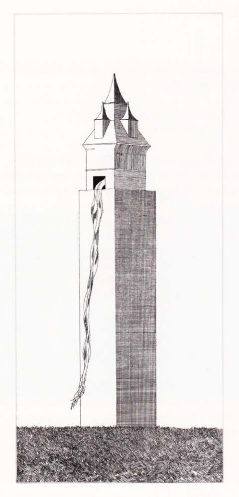 'The tower had one window' (Rapunzel)
