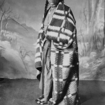 Vintage Photos Of Canada's First Nations People (1880s)