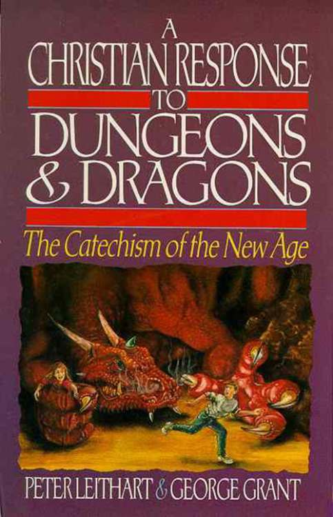 A Christian Response to Dungeons & Dragons