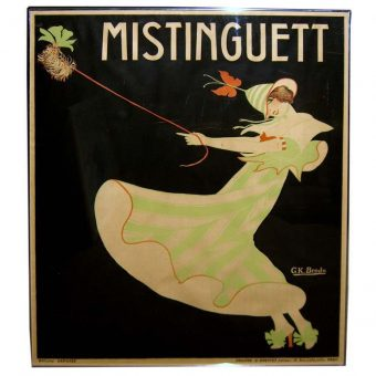 Glorious Photos and Posters of the Great French Entertainer Mistinguett