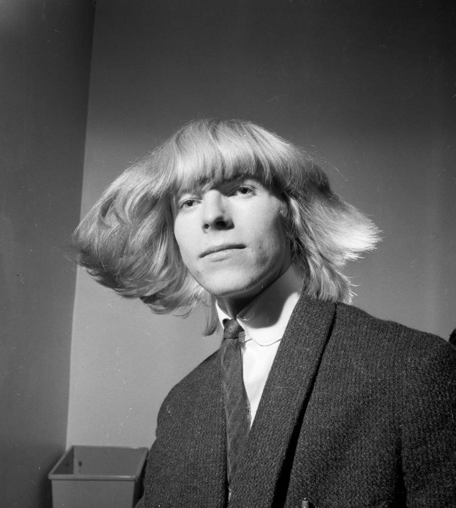 rd March 1965: British pop star Davy Jones before he changed his name to Bowie following the success of the Monkees and their lead singer Davy Jones. (Photo by Potter/Express/Getty Images)