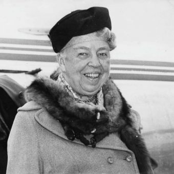 'May Your Bare Ass Always Be Shining' – Eleanor Roosevelt Writes To Gypsy Rose Lee
