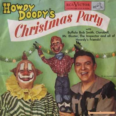 Howdy Doody's Christmas Party