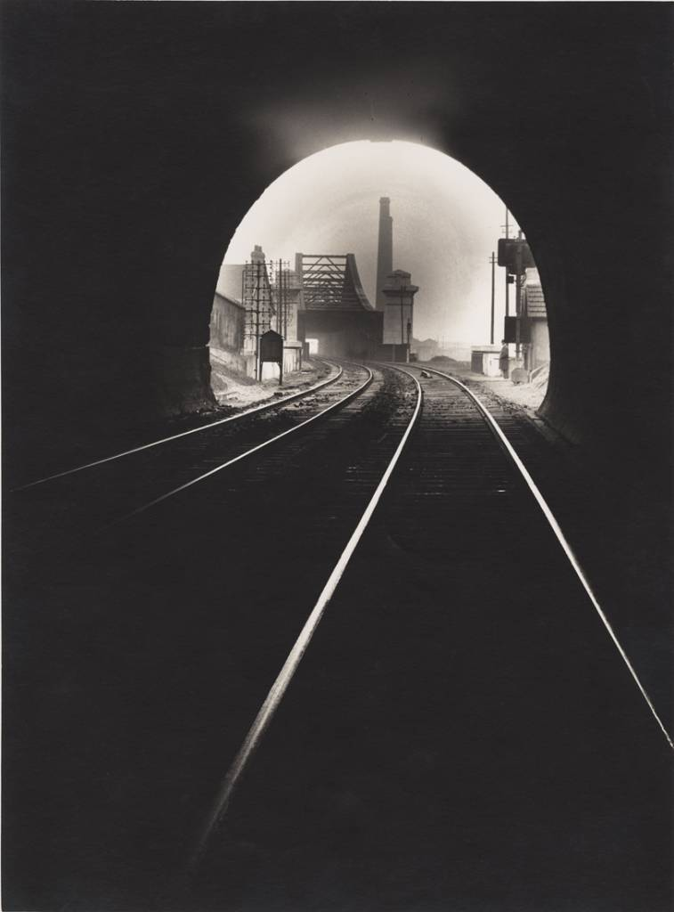 Mouth of St. Catherine tunnel, Sotteville-lés-Rouen Sotteville-lés-Rouen, 1931- 1932