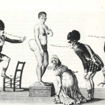 Saartjie Baartman: The Hottentot Venus Who Aroused The Victorians