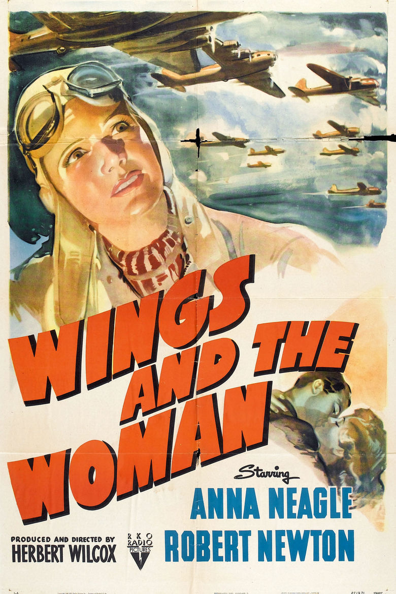 They Flew Alone (aka Wings and the Woman)