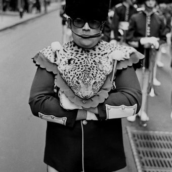 Superb Photos of the New York City St Patrick's Day Parade in 1974