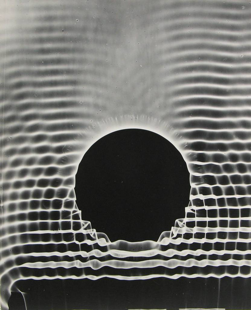 Untitled (Science), 1958-61, by Berenice Abbott.