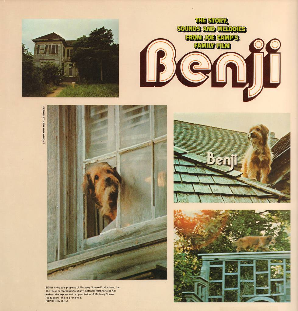 The Story Sounds And Melodies From Joe Camp's Family Film Benji
