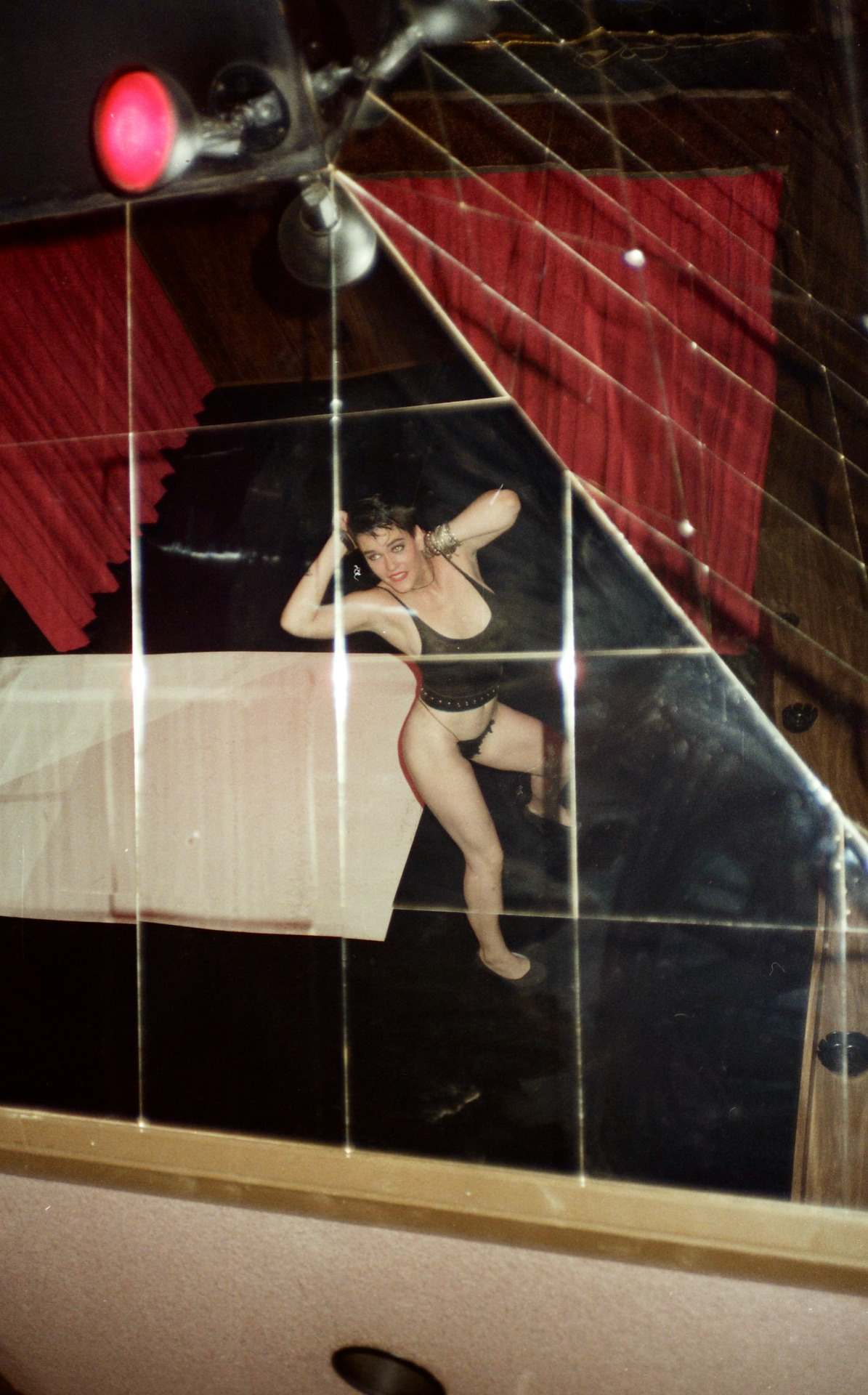 Dragon Ladies Huge Stash Of 1980s La Stripper Photos