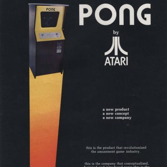 The Product that Revolutionized Amusement Games: Remembering Atari's Pong (1972)