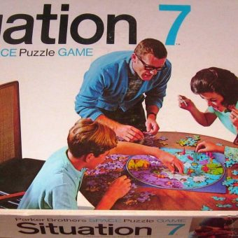 Remembering The Parker Brothers Situation Games (1968-1970)