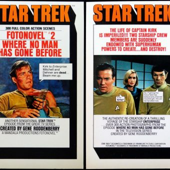 Remembering Mandala's Star Trek Fotonovels