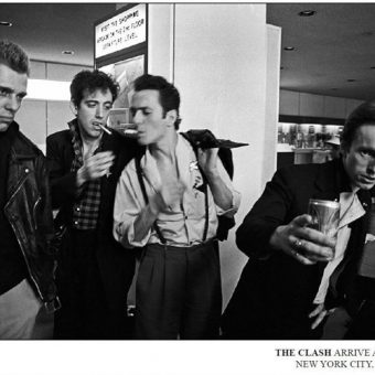 Allan Tannenbaum's Rare Photos Of Famous Punks In New York City In The 1970s