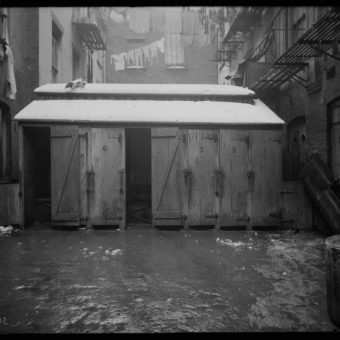 Photographs Of Tenement Houses On Orchard Street, New York City 1902-1914