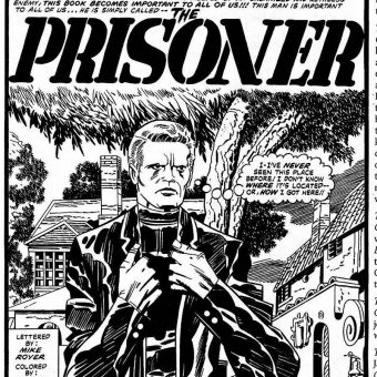 The Legendary Jack Kirby's Comic Book of The Prisoner