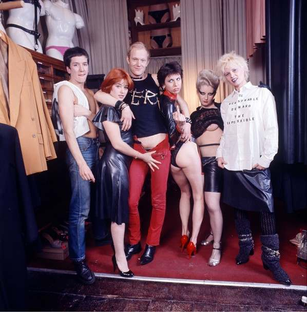 sex FORUM magazine Steve Jones, Unknown, Alan Jones, Chrissie Hynde, Jordan, Vivienne Westwood