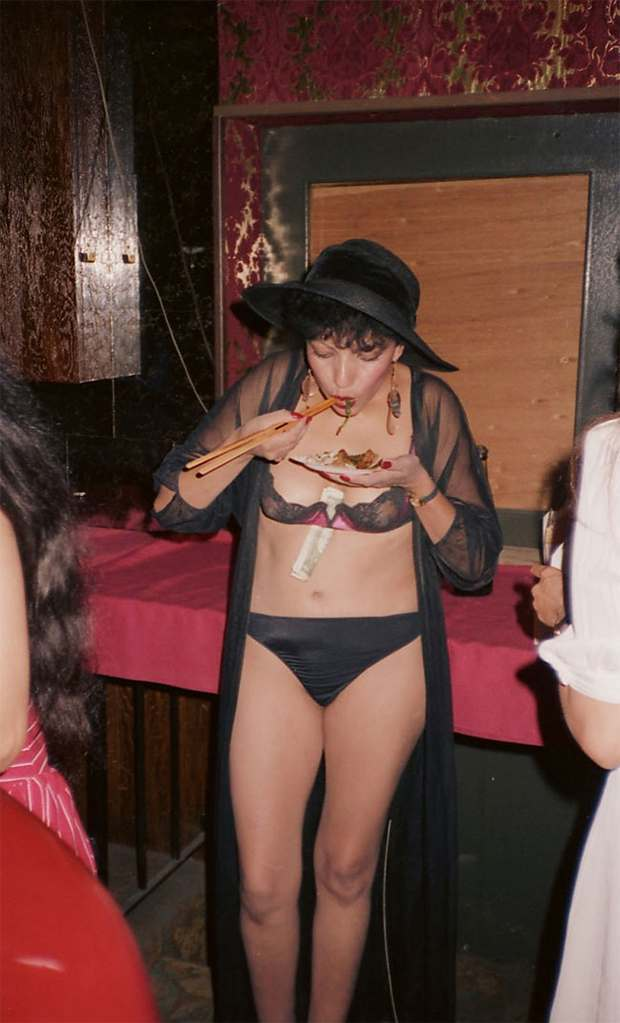 Dragon Ladies: Huge Stash Of 1980s LA Stripper Photos