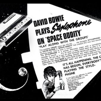 David Bowie Flogged Us Water, Clothes, A Stylophone And Coke: The Singer's Adverts In Life And Death