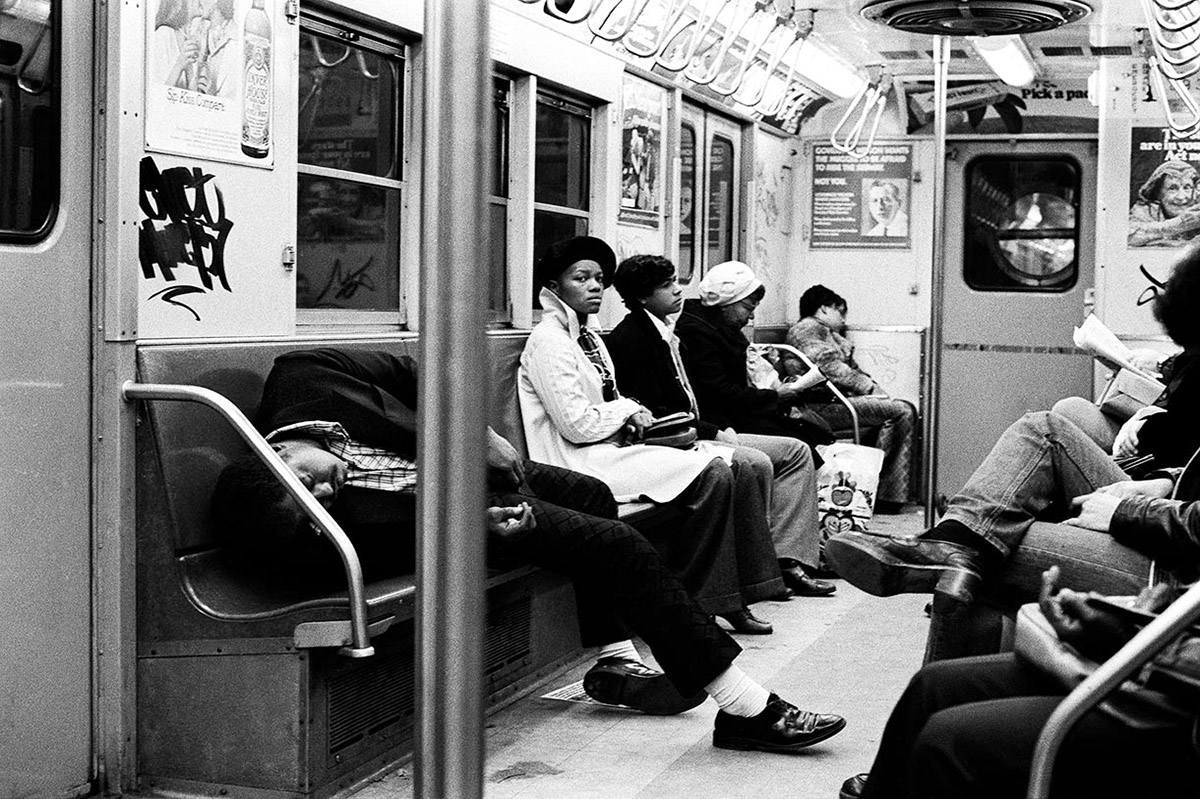 New York City 1970 subway