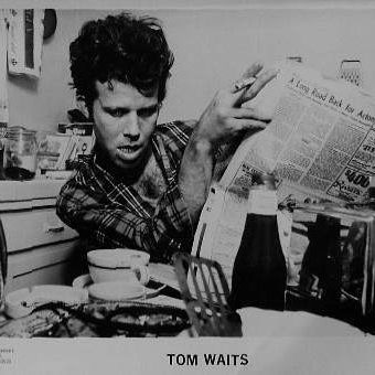 Tom Waits Reads Charles Bukowski's The Laughing Heart And Nirvana