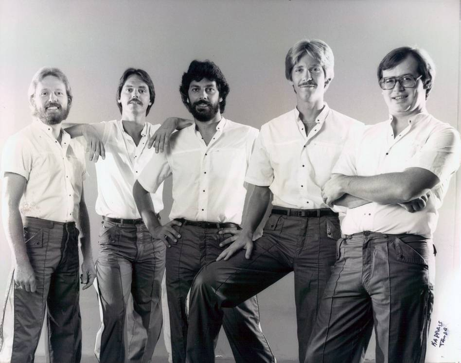 This Group Of Strapping Young Men Is The 1985 Musical Momentum Havent Heard Them Well Join Other 7 Billion People On Planet Earth