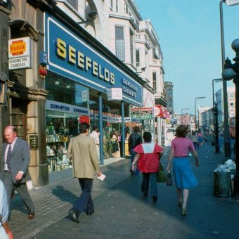 Photos of Earl's Court and Kensington in the Summer of 1976