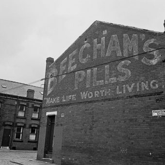 Photos Of Leeds Slums 1969-72