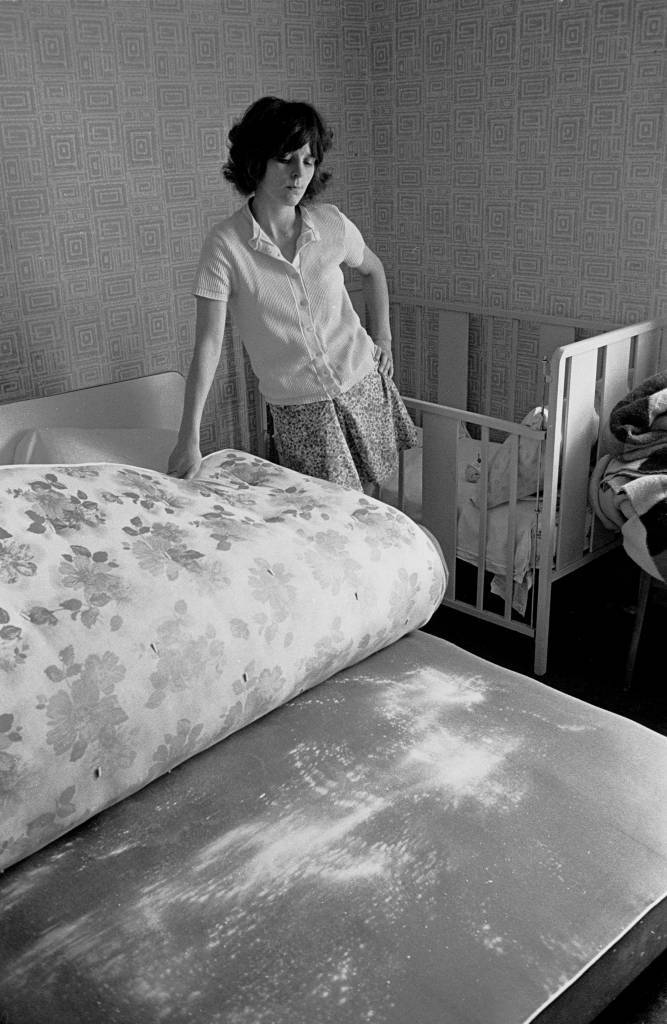 Attempts to deal with an infestation, Winson Green, 1971