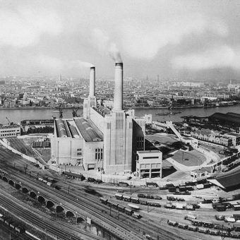 'The Cathedral of Electrons' – The Story of Battersea Power Station