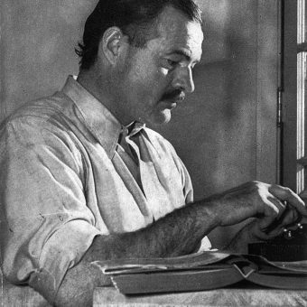 Ernest Hemingway's Reading List For a Young Writer 1934