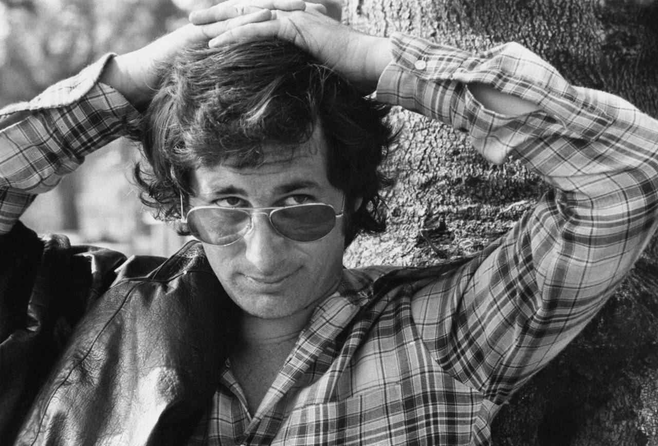 American film director Steven Spielberg, 7th September 1978. (Photo by Angela Deane-Drummond/Evening Standard/Getty Images)