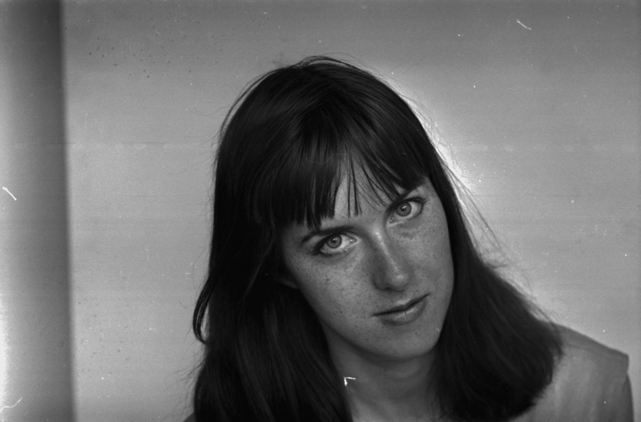 Portrait of writer Jane Gaskell, August 7th 1964. (Photo by Express/Getty Images)