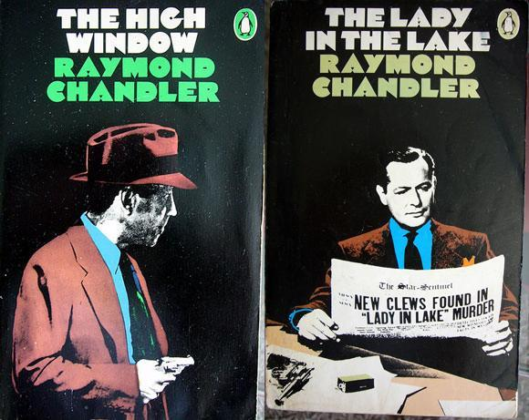 JAMES TORMEY'S RAYMOND CHANDLER COVERS