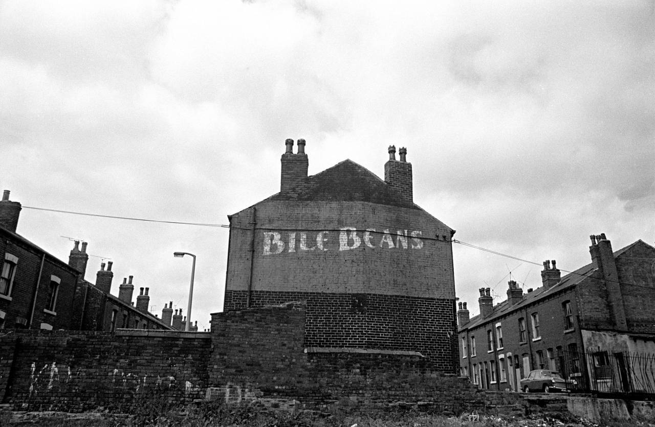 Leeds back to back housing 1970