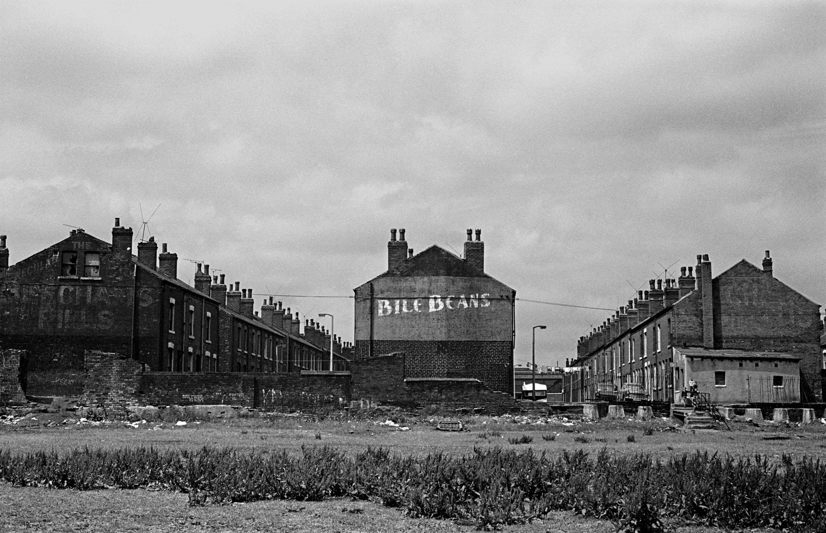 Photos Of Working Class Housing In Leeds 1969 72 Flashbak