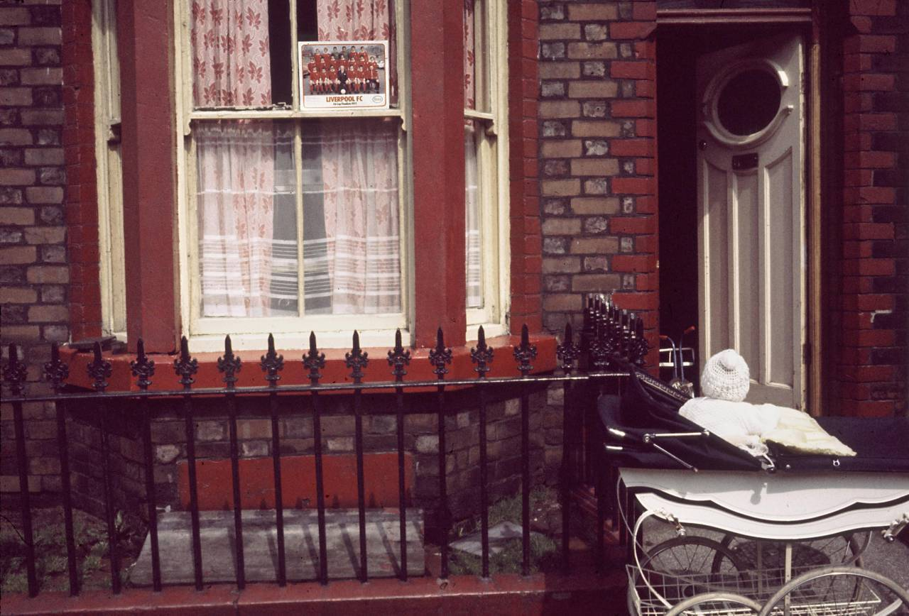 L'pool 8 terrace frontage 1969