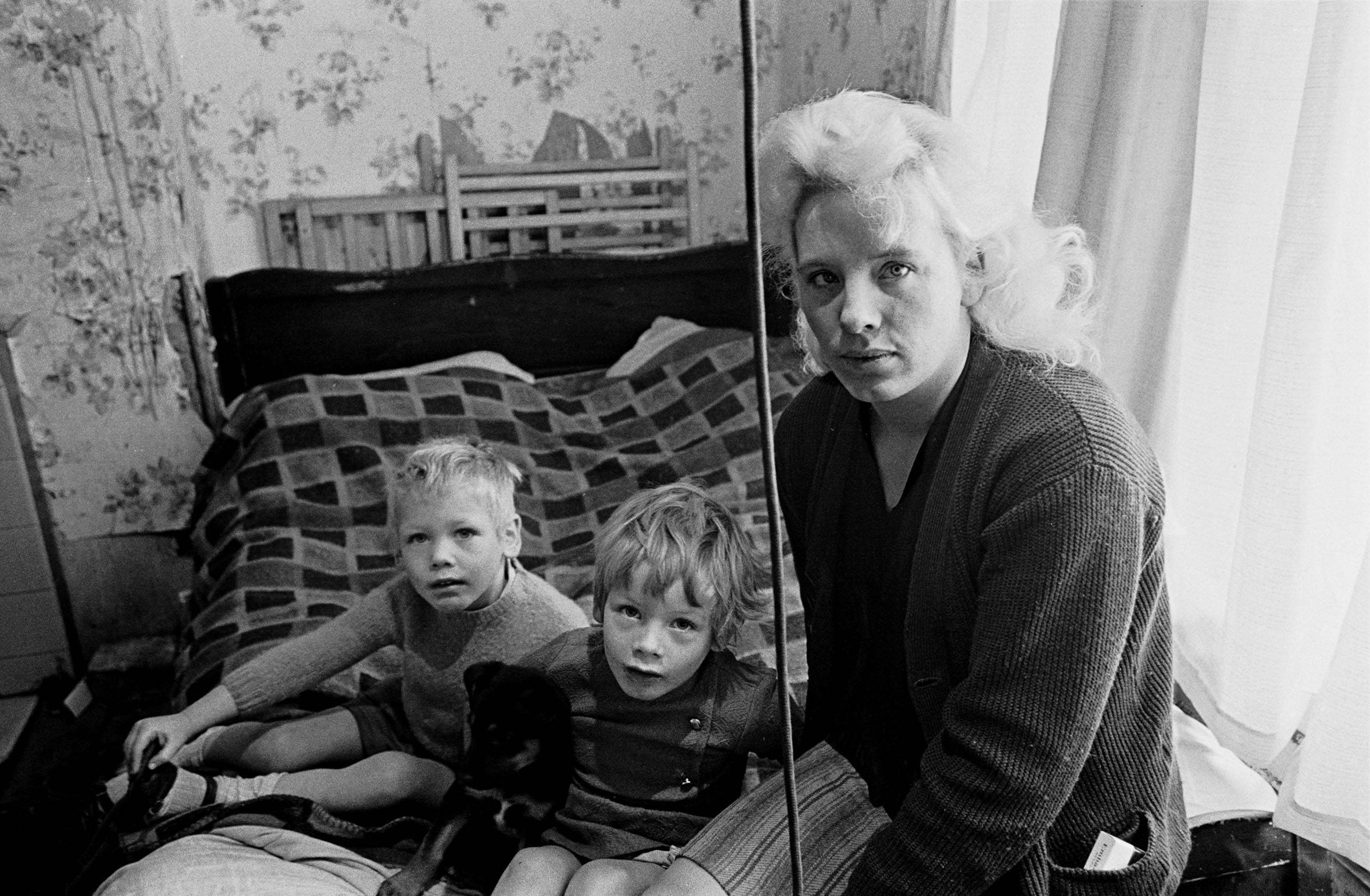 Powerful Photos of Awful Liverpool Housing by Nick Hedges
