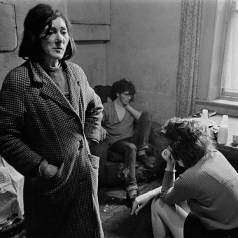 Shocking Photos of Newcastle 1969 – 1972 by Nick Hedges