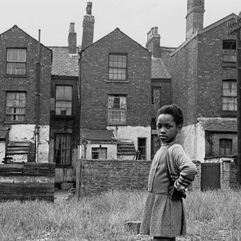 Powerful Photos Of Manchester Slums 1969-72