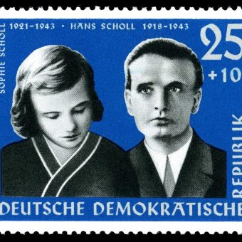 Sophie Scholl And The White Rose Rebellion : 'We Are Your Bad Conscience'