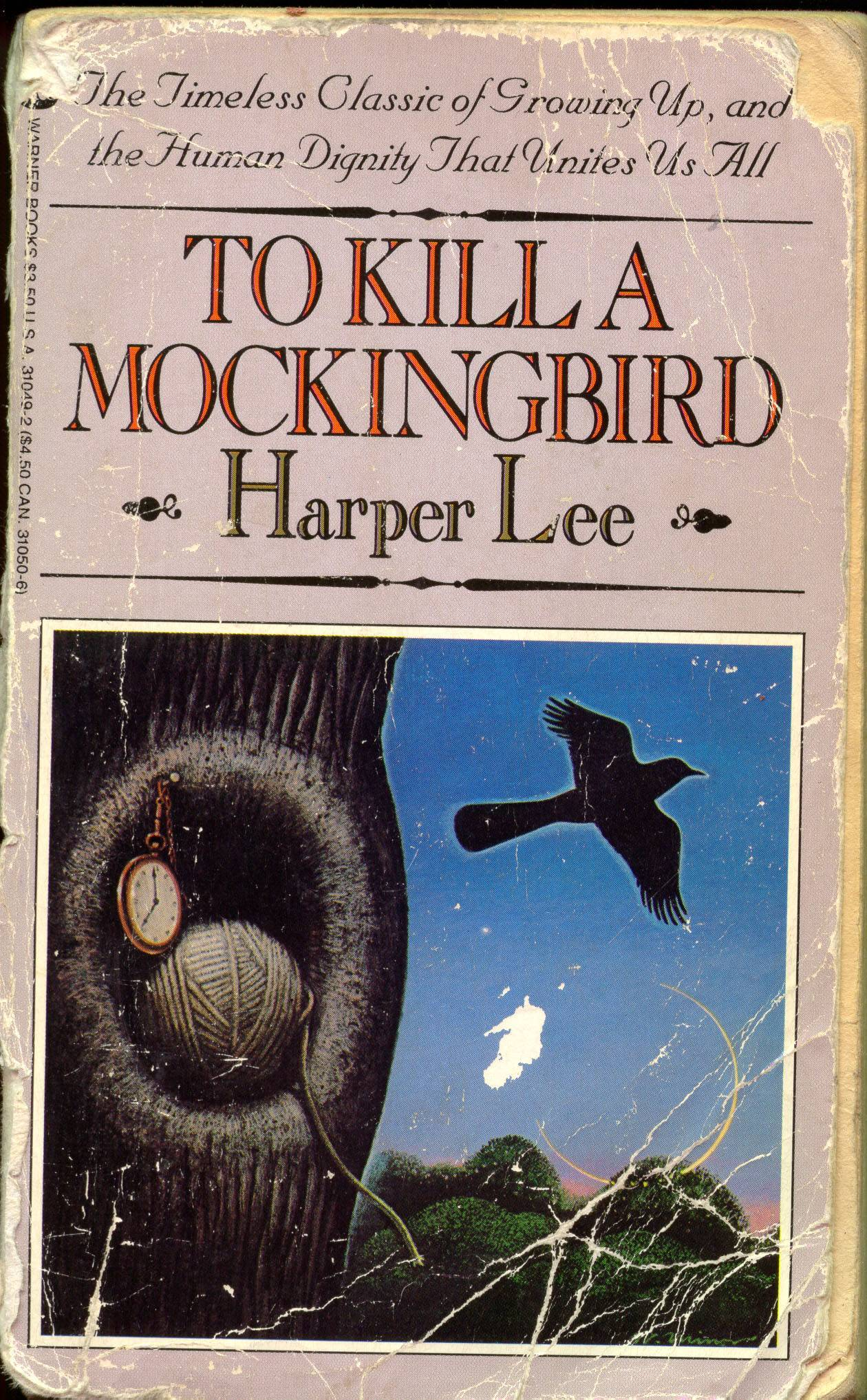 To Kill A Mockingbird lilac